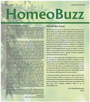 「HOMEOBUZZ−ホメオパズ」6月号、7月号